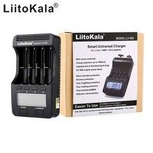 Liitokala Lii 500 Lcd 3.7V/1.2V Aa/Aaa 18650/26650/16340/14500/10440/18500 batterij Oplader Met Scherm + 12V2A Adapter Lii500 5V1A