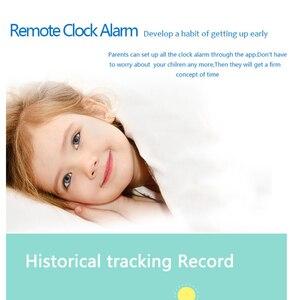 Image 4 - Q90 GPS çocuk akıllı saat bebek anti kayıp kol SOS çağrı konumu cihaz Tracker Smartwatch