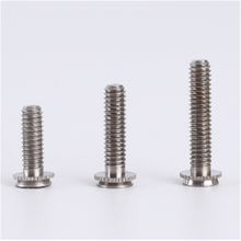 CHA-M4 Concealed-Head Studs Self-clinching Stud Pin Truss Screw Spacers for Pcb Spacer Screws Sheet Metal Vis Tornillos Parafuso