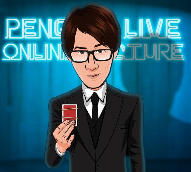 2019  Lu Chen Penguin Live Lecture Magic Tricks