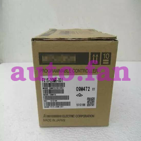 For FX1S-20MR-001 Programmable Controller