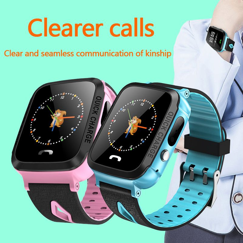 Children 39 s Outdoor Smart Phone Watch Multi functional Remote Photo Location HD Touch Screen Durable Waterproof Watch kids in Outdoor Tools from Sports amp Entertainment