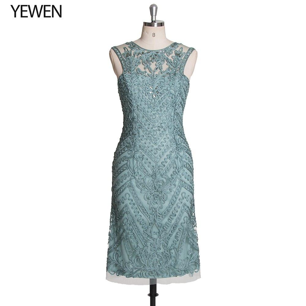 Women Summer Autumn Green Dress Elegant Lace Dress Female Large Size Evening Party Dresses vestido Real Pictures