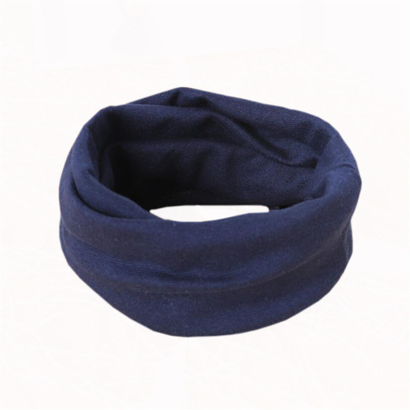 z navy scarf