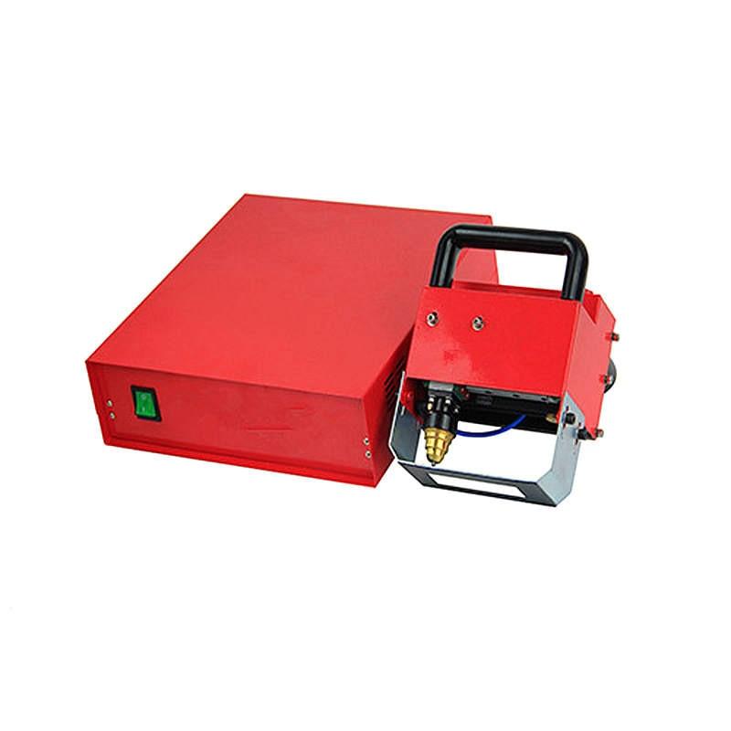 Portable Metal Pneumatic Dot Peen Marking Machine For VIN Code(80*20mm) Frame Marking Machine Chassis Number 220V/110V