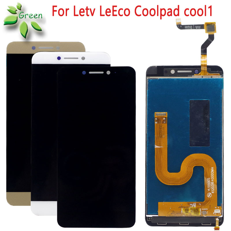 5.5 In For Letv LeEco Coolpad cool1 Display cool 1 c106 c106-7 C106-9 C106-8 LCD With Touch Screen Assembly For cool1 lcd(China)