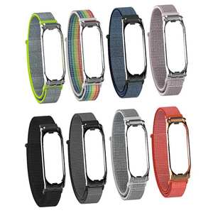 Mi-Band Xiomi 4-Bracelet-Strap 4-Belt Sport for Replacement 3 50pcs 4-3