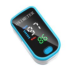 Pulse Oximeter Measurement Saturation Monitor Blood-Oxygen Fingertip SPO2 Mini
