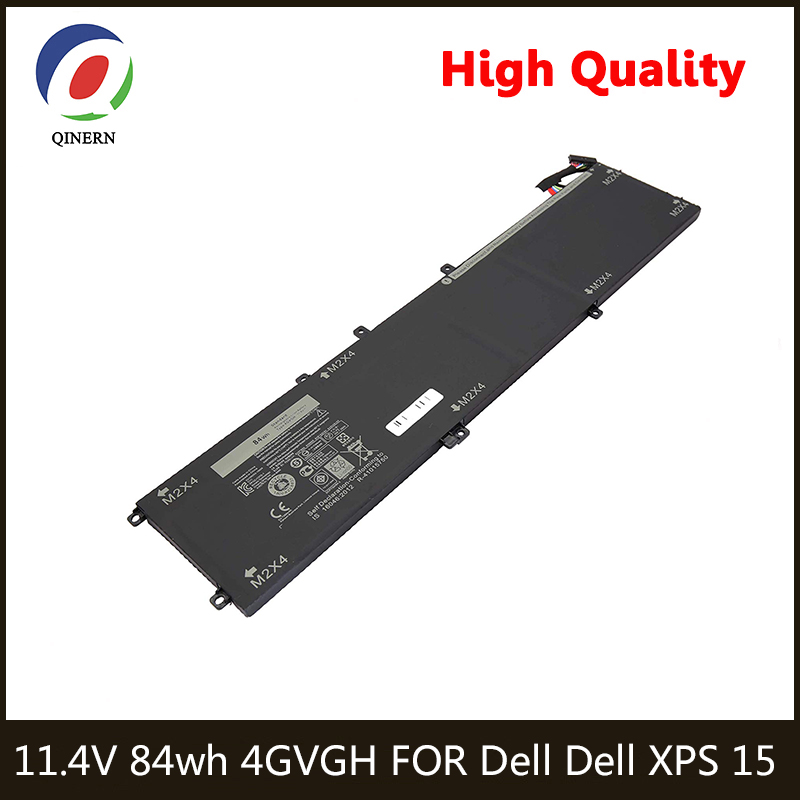 11.4v1P6KD 4GVGH T453X 01P6KD Laptop Battery Compatible for Dell Precision 5510 for Dell XPS 15 9550 for Dell XPS 15-9550-D1828T image