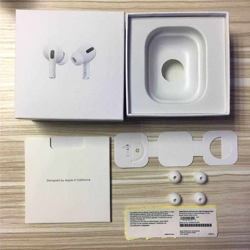 For Apple Airpods Empty For Airpods Pro Package Packing Box Case