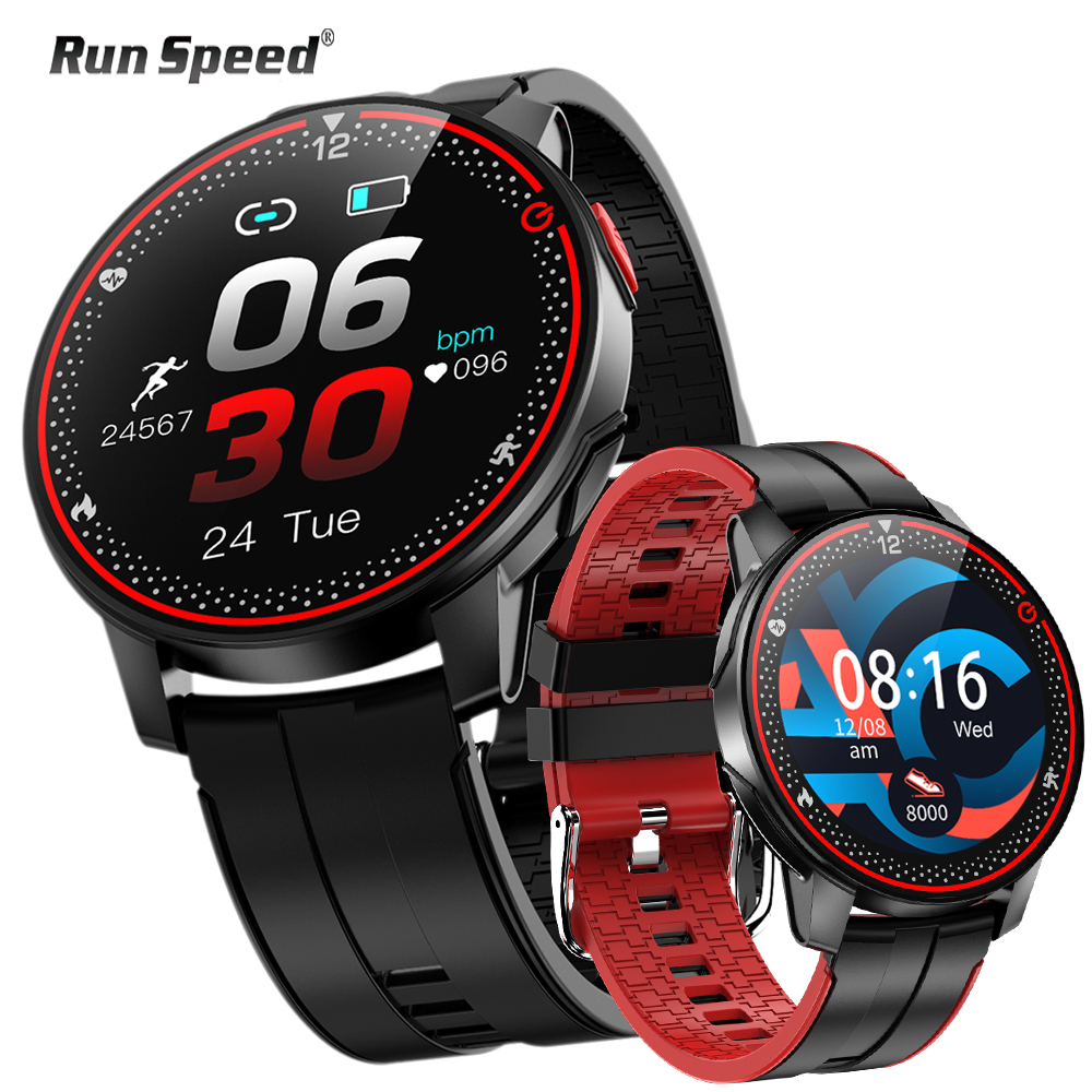 New R18 Smart Watch 2020 IP68 Waterproof Sport Fitness Tracker Heart Rate Monitor Men Women Bluetooth Smartwatch For Android IOS