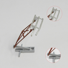 1:87 HO scale model train lifting bow miniature pantograph electric traction locomotive arm for tiny making