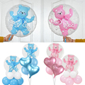 Воздушные шары в форме медведя, 24 дюйма