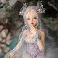 Fairyland Minifee Carol Doll BJD 1/4 size Toys MSD girls Resin Toys for Children Friends Surprise Gift