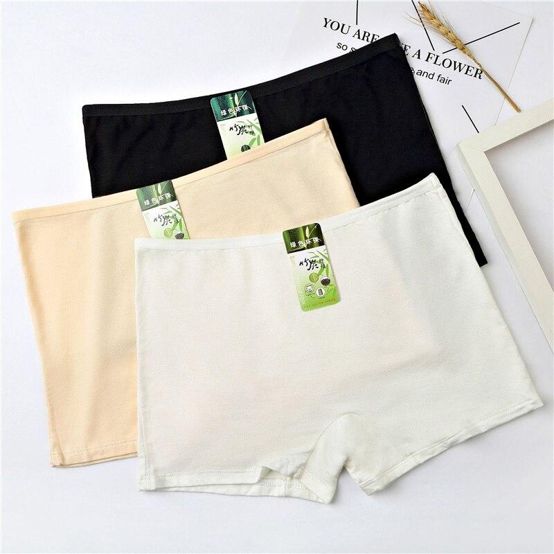 Short Pants Women Boyshorts Female Safety Panties Boxer Comfortable Ladies Panties Healthy Lingerie Women Underwear