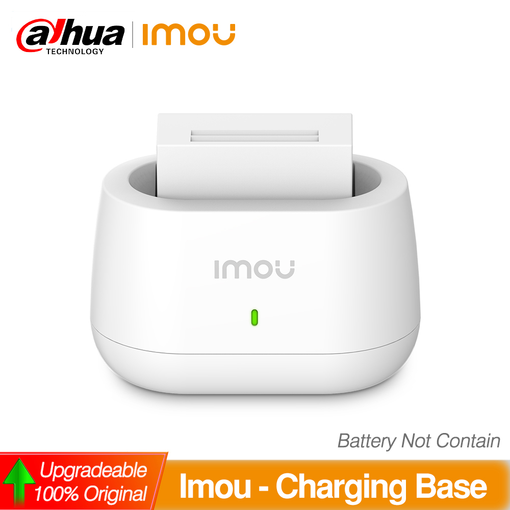 Dahua Imou FCB10 Charger Base Charging Station For Rechargeable Battery Of Cell Pro IPC-B26E IP Camera For FRB10