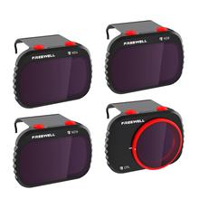 Freewell Standard Day   4K Series   4Pack Filters Compatible with Mavic Mini/Mini 2 Drone