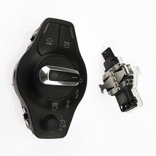 Scjyrxs 1 комплект хромированный переключатель для автомобильных