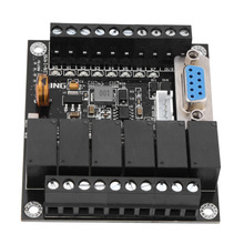 Industrial PLC Programmable Controller Module FX1N 14MR Relay Controller Module 24V PLC Control Board