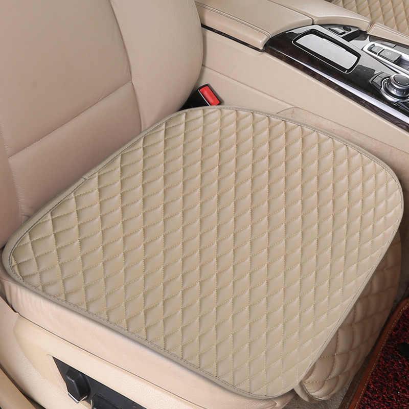Couvre-siège de voiture universel en cuir pour tapis Flash modèle de voiture 98% pour Toyota Lada Renault Kia volkswagen Honda BMW BENZ accessoires