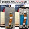 ЖК-дисплей с рамкой для Samsung Galaxy A02s A025, сенсорный экран с дигитайзером для Samsung A02s LCD A025M A025F/DS A025G/DS A025M