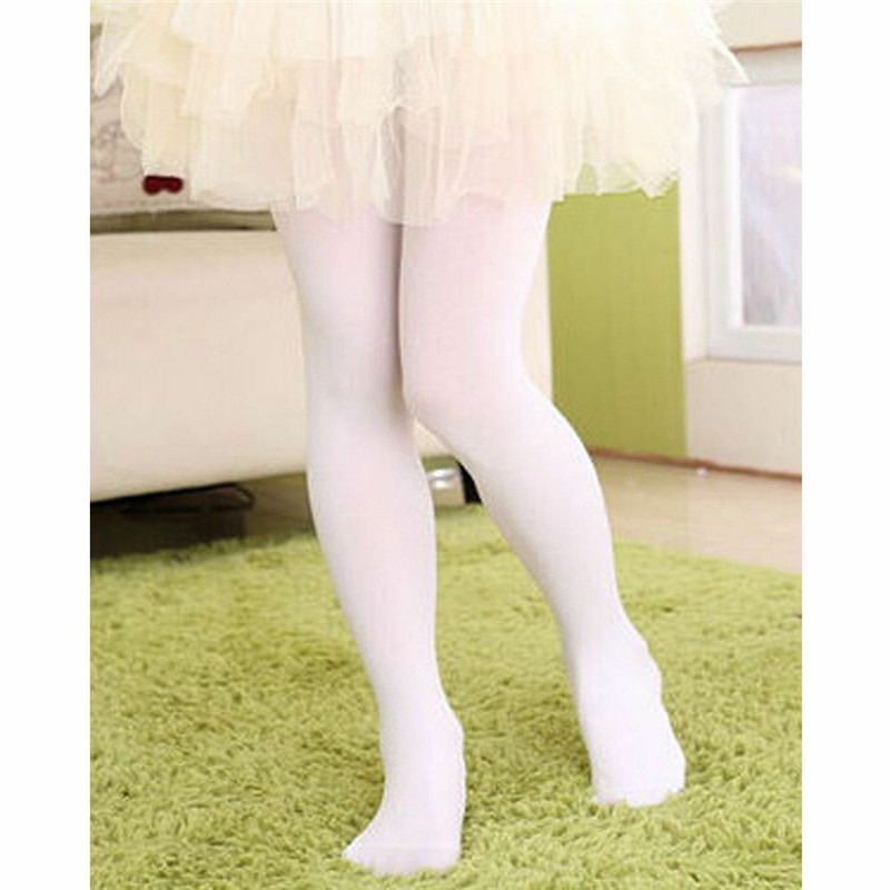 Baby Velvet Tights For Girls Pantyhose Toddler Party Wedding Performance Ballet Dance Hosiery Kids Tights