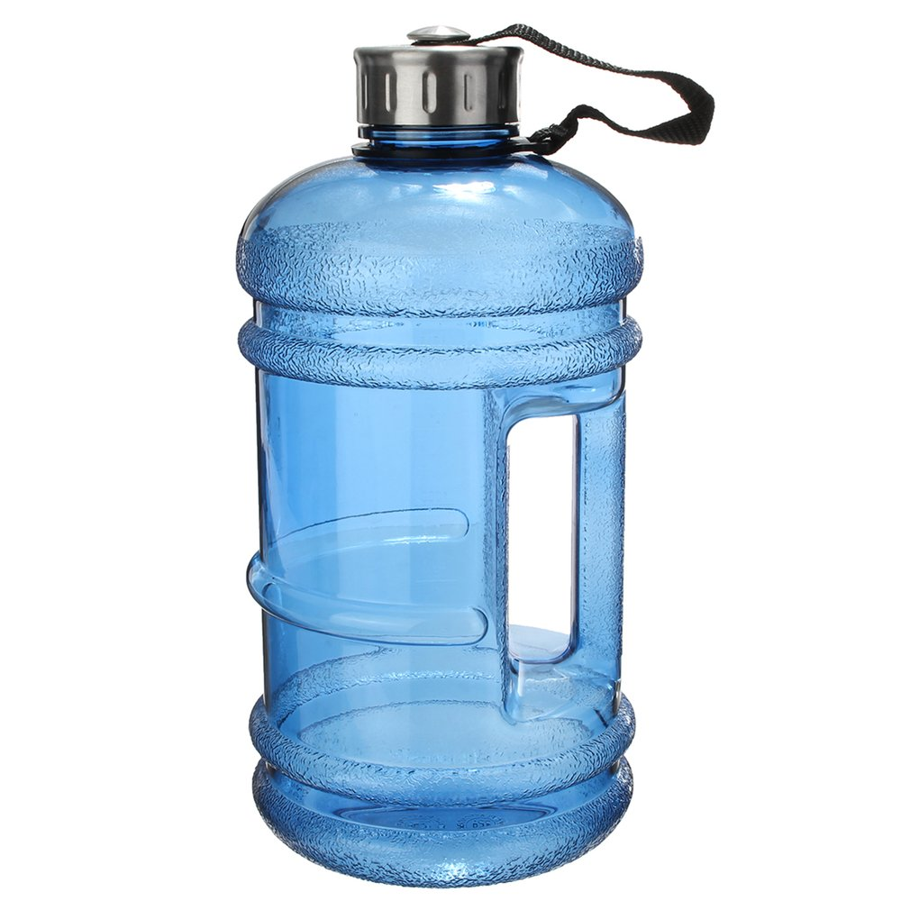 2.2L Big Large Water Bottle Large Capacity Kettle Outdoor Sports Gym Fitness Water Bottle for Training Camping Running|Water Bottles| |  - AliExpress