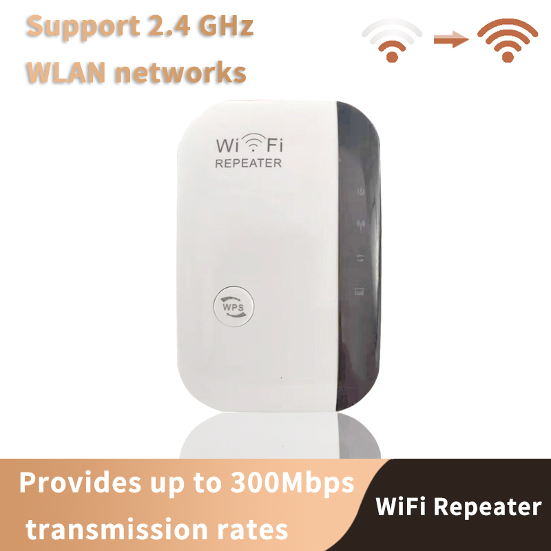 Wireless WiFi Repeater Wifi Extender 300Mbps Wi-Fi Amplifier 802.11N/B/G Signal Booster Wi Fi  Access Point Routers