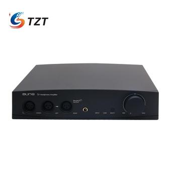 Aune S7 Headphone Amplifier HIFI Audio Earphone AMP Balanced High fidelity Powerful Output RCA XLR Input