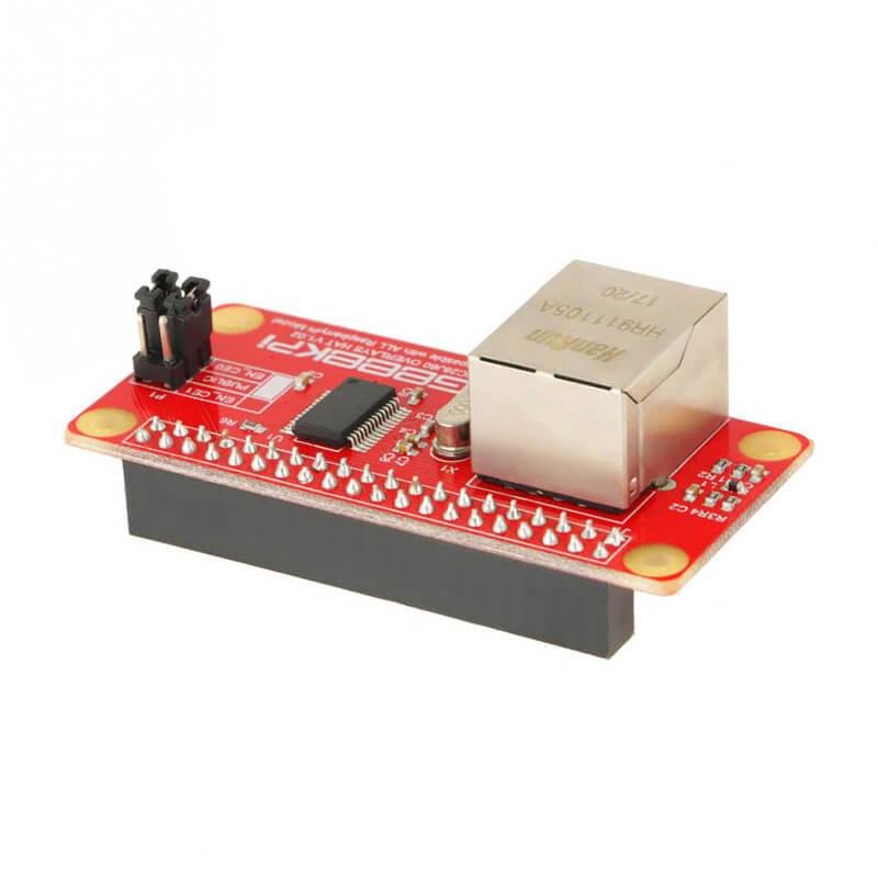 raspberry pi Raspberry Adapter Raspberry Pi Zero with ENC28J60 Network Adapter Module DIY Learning Kit Compatible with all RaspberryPI Models (2)
