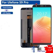 Originele Voor Ulefone S9 Pro Touch Screen Lcd-scherm Digitizer Vergadering Voor Ulefone S9 Pro Touch Screen Lcd Display