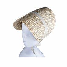Соломенная плетеная Солнцезащитная шляпа в японском стиле Лолита