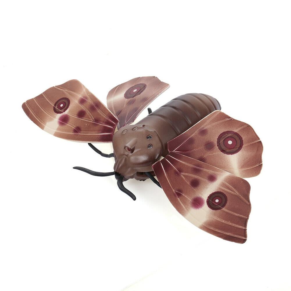 Assustar presentes de controle remoto simulado inseto