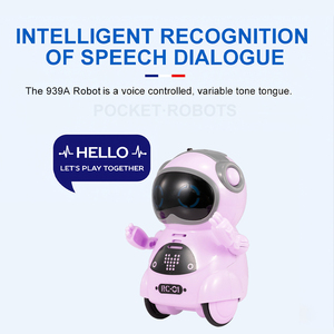 Image 5 - RC Toys for Children 939A Pocket Robot Talking Interactive Dialogue Voice Recognition Record Singing Dancing Telling Story Toy