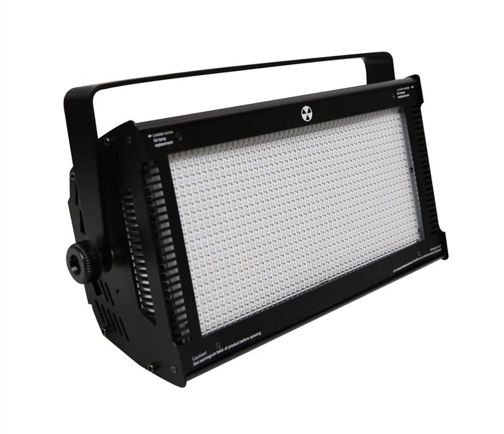 1000W LED RGB 3in1 STROBE Led Strobe Light Dmx Super Bright 1000W Warm White Dj Bar Strobe  Light Stage Lighting Effects