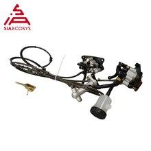 QS 1 Tow 2 מאסטר צילינדר Hydrualic Caliper דיסק בלם עבור E תלת אופן חשמלי רכב Vechile Dayang