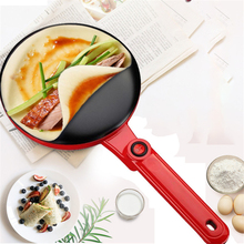 Crepe-Maker Griddle Frying-Pan Pancake-Machine Cooking-Tools Pizza Electric Kitchen Non-Stick