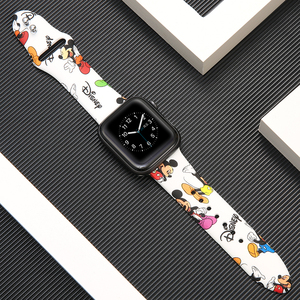 Silcone strap for Apple watch