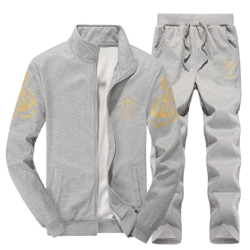 Maserati MEN'S Sport Suit Casual Long Sleeve Baseball Uniform Coat Teenager Men's Hoodie Fashion Jc006