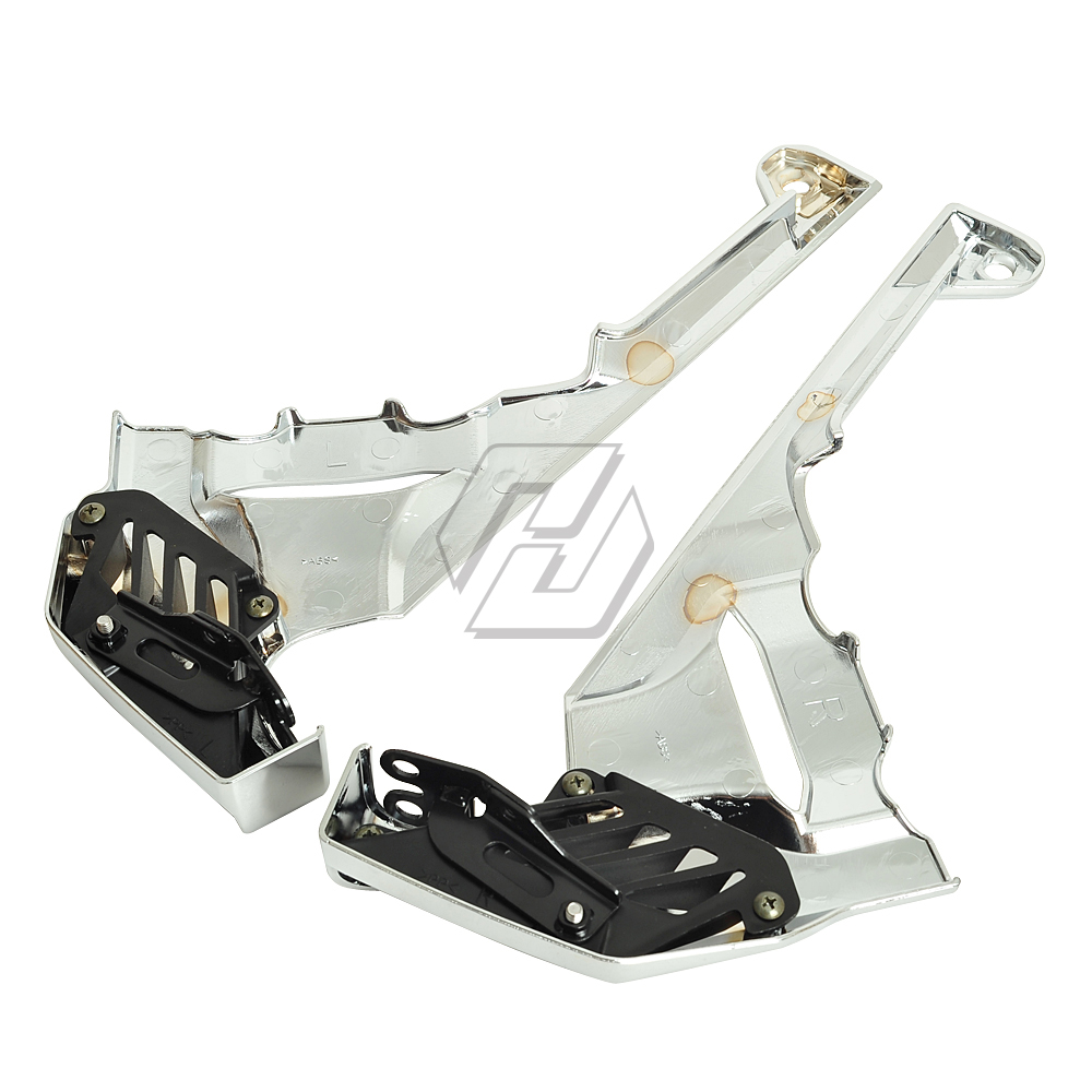 Matte Black Front Caliper Cover Trim Cover Fits for Honda Goldwing GL1800 From 2018