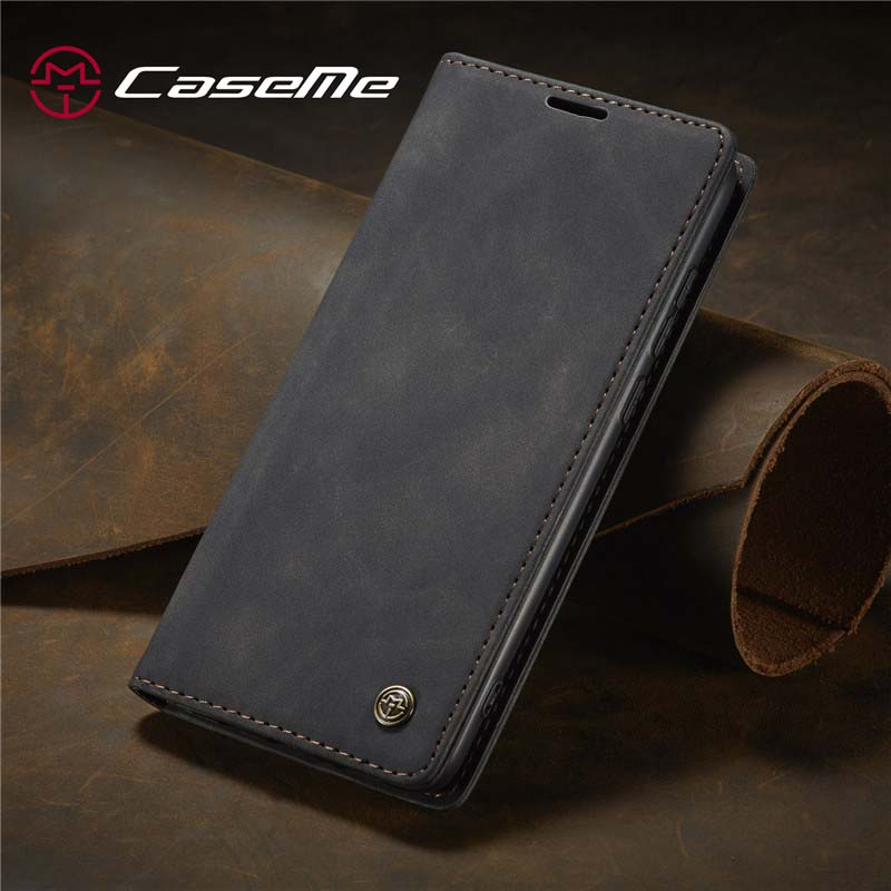 Flip Luxury Wallet Leather Phone Case For Oneplus Nord Case Oneplus Nord Magnetic Cover Cases Protective Case KS0825