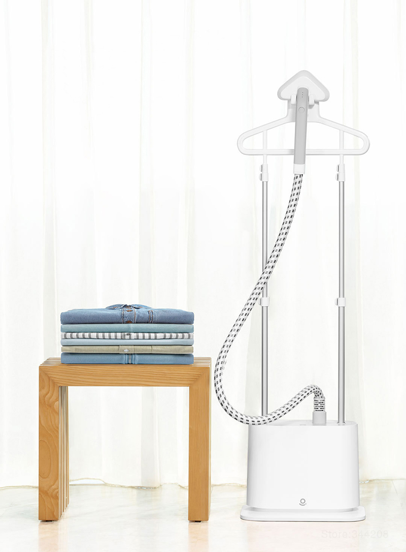 Original XIAOMI MIJIA LEXIU Garment Steamer Iron Household Double Pole Vertical Electric Clothes Generator Hanging Ironing