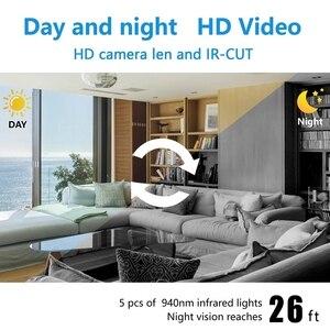 Image 5 - Boblov miniaturowa kamera dvr wykrywanie ruchu HD1080P mała cyfrowa kamera wideo dyktafon kamera Night Vision Cam
