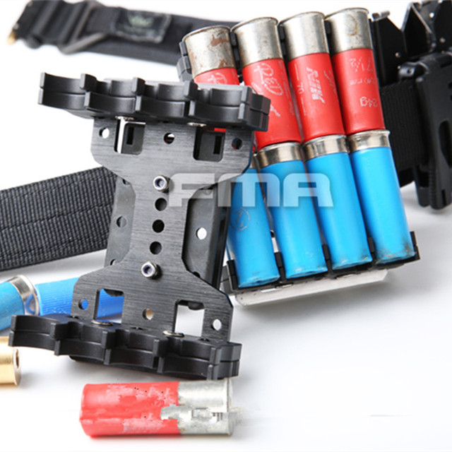 TB-FMA Hunting Shotshell Carrier 8Q Series New Practical Shotgun shell Carrier for Hunt Gear Free Shipping 1