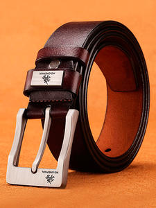 NO.ONEPAUL cow genuine leather luxury strap male belts for men new fashion classice vintage