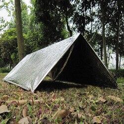 Outdoor Emergency namiot pierwszej pomocy Film Wigwam Camping Trekking Accessaries