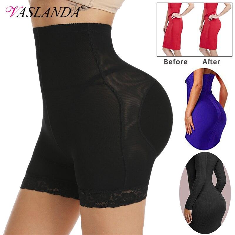 Women Padded compression Butt Hip Enhancer Shaper Panty hose Legs Pants