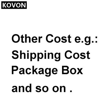 цена Extra Fee for Shipping Cost Package Box Customization Logo Customization etc онлайн в 2017 году