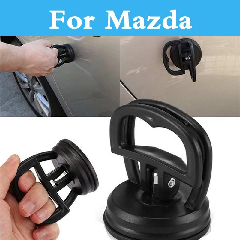 Auto Body Dent Puller Bodywork Panel Car Suction Cup Black For Mazda <font><b>6</b></font> Atenza 8 <font><b>6</b></font> Cx-4 <font><b>2</b></font> <font><b>3</b></font> Axela <font><b>5</b></font> <font><b>3</b></font> Cx-<font><b>5</b></font> Cx-7 Cx-9 Mx-<font><b>5</b></font> Cx-<font><b>3</b></font> image