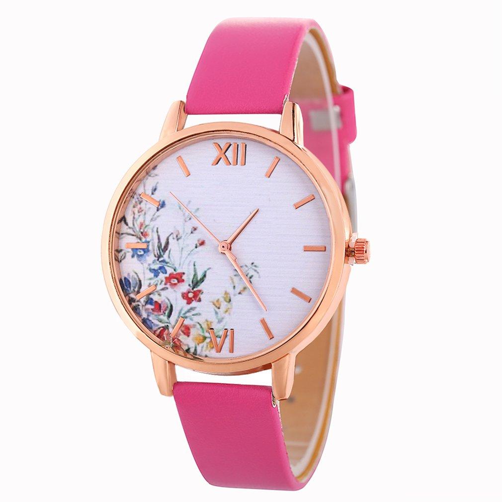 2018 Top Brand Lady's Wooden Side Belt Quartz Watch Business Lady Watch Gift Clock Reloj Mujer Saat Relogio Zegarek Damski